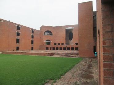 IIM Ahmedabad- The Louis Kahn Plaza